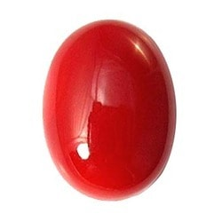 astrobhairav lucky stone Red Coral